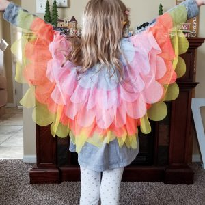 Spread your wings, daughter